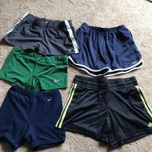 Shorts Bundle Size Small